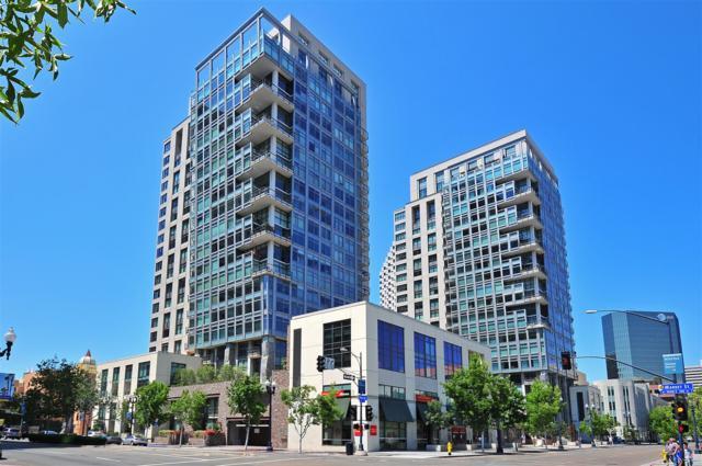 645 Front St. #1504, San Diego, CA 92101 (#180000345) :: Douglas Elliman - Ruth Pugh Group