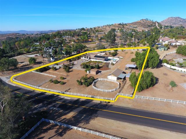 9815 Circa Valle Verde, El Cajon, CA 92021 (#180000983) :: Neuman & Neuman Real Estate Inc.