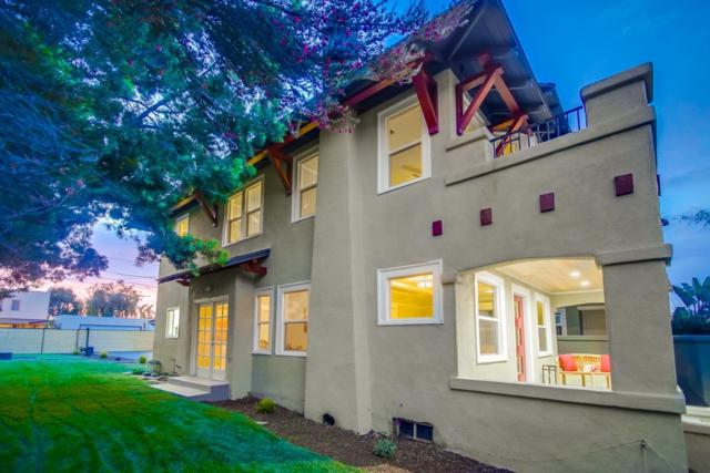 3036 30th St, San Diego, CA 92104 (#180000990) :: Whissel Realty