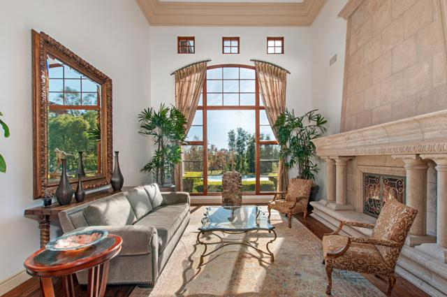 18451 Calle La Serra, Rancho Santa Fe, CA 92091 (#180001149) :: The Houston Team | Coastal Premier Properties