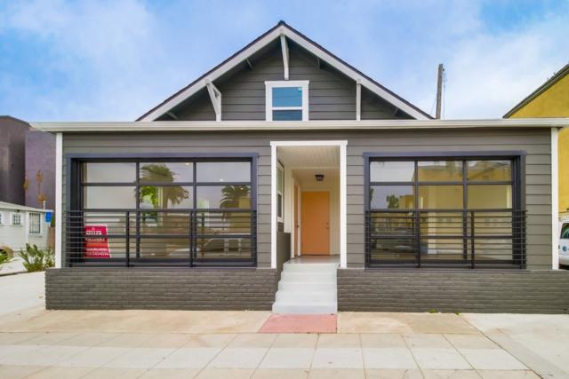 1629 Polk Ave, San Diego, CA 92103 (#180001187) :: Whissel Realty