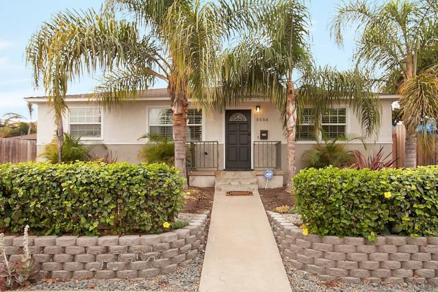 3566 Ingraham St, San Diego, CA 92109 (#180001376) :: Whissel Realty