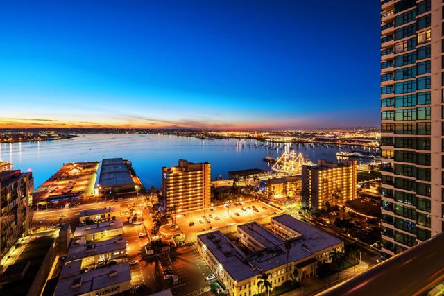 1199 Pacific Hwy #2602, San Diego, CA 92101 (#180001416) :: Ascent Real Estate, Inc.