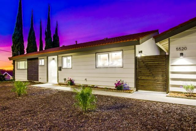 5520 Fontaine St, San Diego, CA 92120 (#180001423) :: Whissel Realty