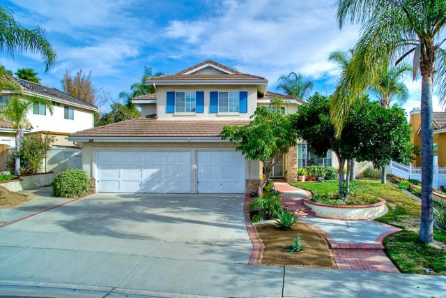 4861 Glenhollow Circle, Oceanside, CA 92057 (#180001428) :: Whissel Realty
