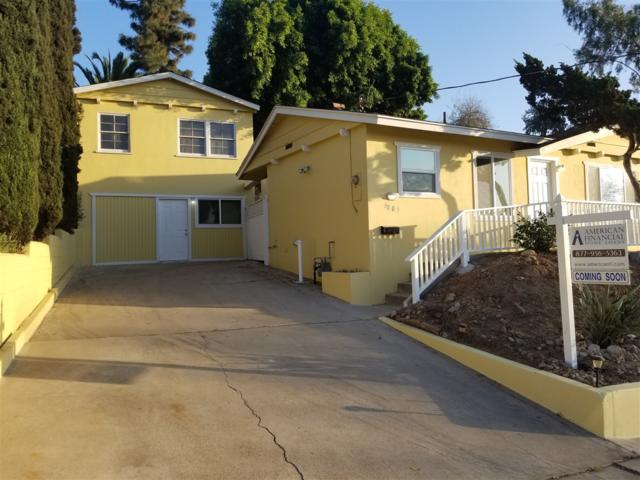 5005 Waring Rd, San Diego, CA 92120 (#180001744) :: Douglas Elliman - Ruth Pugh Group