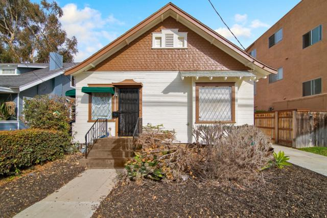 334 W Robinson Ave, San Diego, CA 92103 (#180002081) :: Whissel Realty