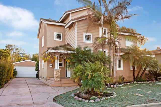 3817 Jennings St, San Diego, CA 92106 (#180002107) :: Whissel Realty