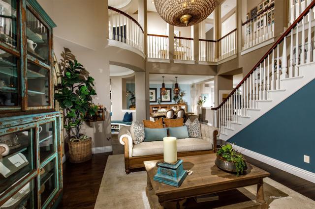 3625 Sage Canyon Dr, Encinitas, CA 92024 (#180002438) :: The Houston Team | Coastal Premier Properties