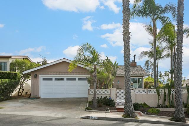 4457 Carmelo, San Diego, CA 92107 (#180002632) :: Keller Williams - Triolo Realty Group