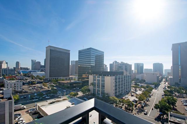 1494 Union St #1001, San Diego, CA 92101 (#180002684) :: Ghio Panissidi & Associates