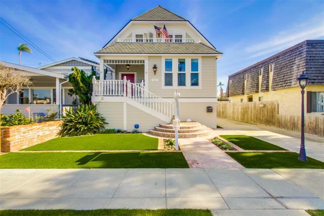 827 A Avenue, Coronado, CA 92118 (#180002699) :: Ghio Panissidi & Associates