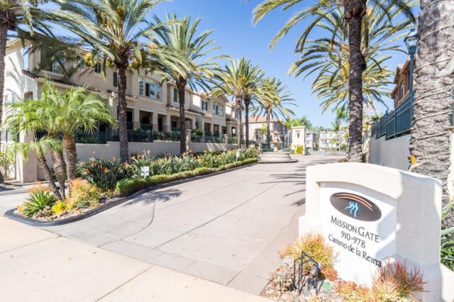 946 Camino De La Reina, San Diego, CA 92108 (#180002741) :: Whissel Realty