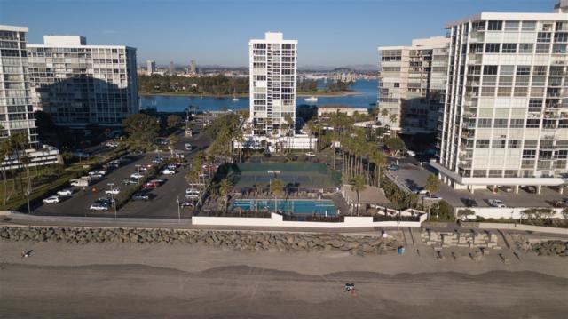 1760 Avenida Del Mundo #701, Coronado, CA 92118 (#180002781) :: Ghio Panissidi & Associates