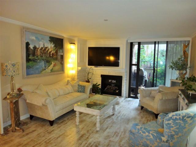 750 State Street #124, San Diego, CA 92101 (#180002828) :: Ghio Panissidi & Associates