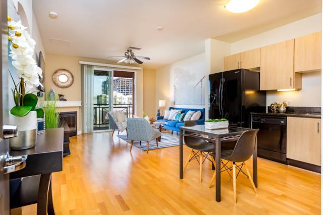 550 Park Blvd #2506, San Diego, CA 92101 (#180002843) :: Ghio Panissidi & Associates