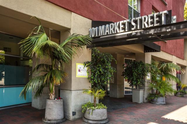 101 Market St #405, San Diego, CA 92101 (#180002932) :: Ghio Panissidi & Associates