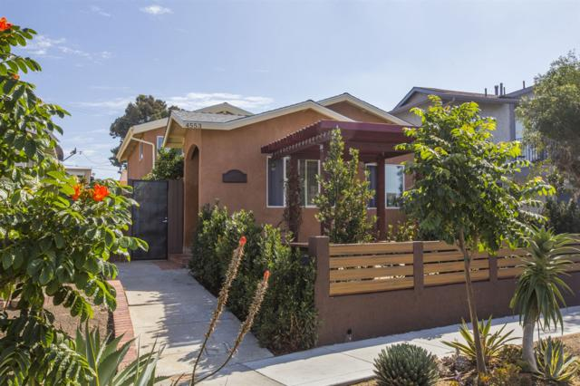 4553 35Th St, San Diego, CA 92116 (#180002950) :: Whissel Realty