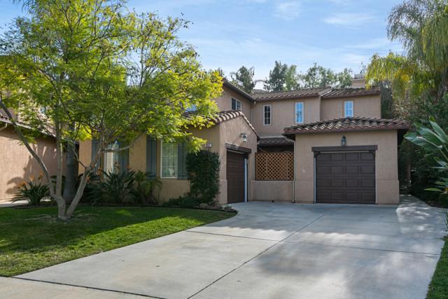 357 Avenida La Cuesta, San Marcos, CA 92078 (#180002989) :: The Houston Team | Coastal Premier Properties