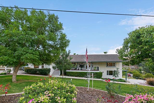 1851 Calmin Drive, Fallbrook, CA 92028 (#180003113) :: Coldwell Banker Residential Brokerage