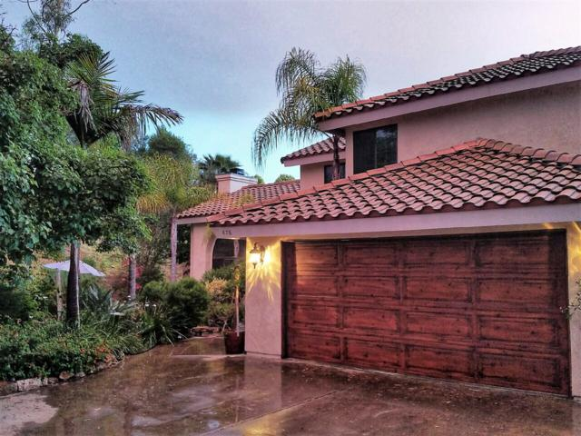 478 Rosvall Dr, Fallbrook, CA 92028 (#180003129) :: Coldwell Banker Residential Brokerage