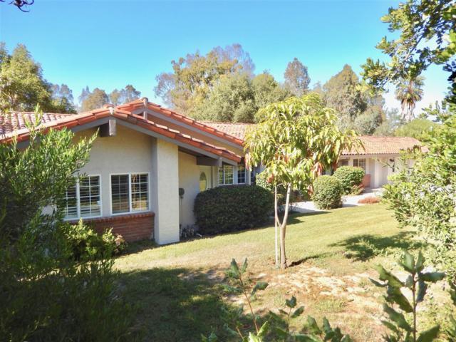 4959 Sleeping Indian Rd, Fallbrook, CA 92028 (#180003136) :: Coldwell Banker Residential Brokerage