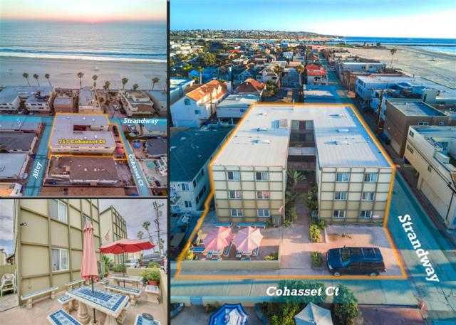 715 Cohasset Ct, San Diego, CA 92109 (#180003158) :: Whissel Realty