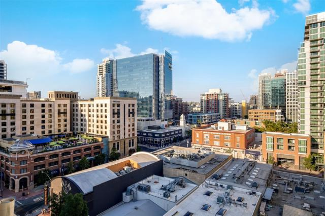 530 K St #1017, San Diego, CA 92101 (#180003205) :: Whissel Realty