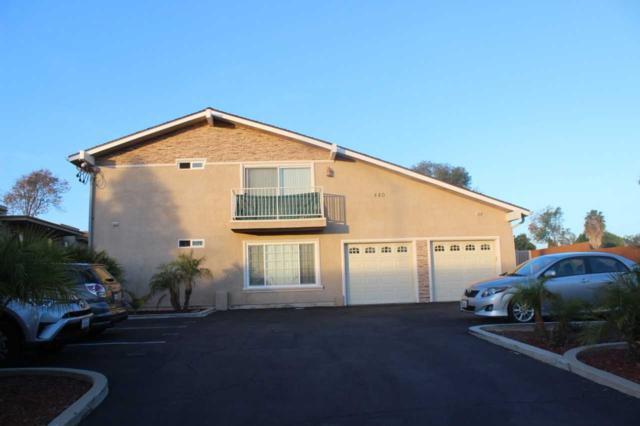 7440 Mesa College Dr #2, San Diego, CA 92111 (#180003209) :: Neuman & Neuman Real Estate Inc.