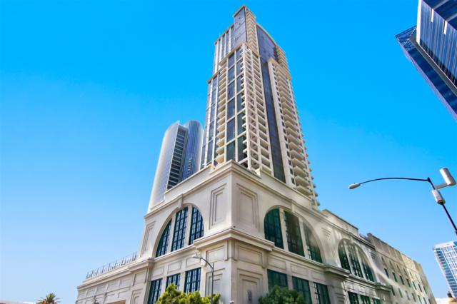 700 W E St #106, San Diego, CA 92101 (#180003220) :: Whissel Realty