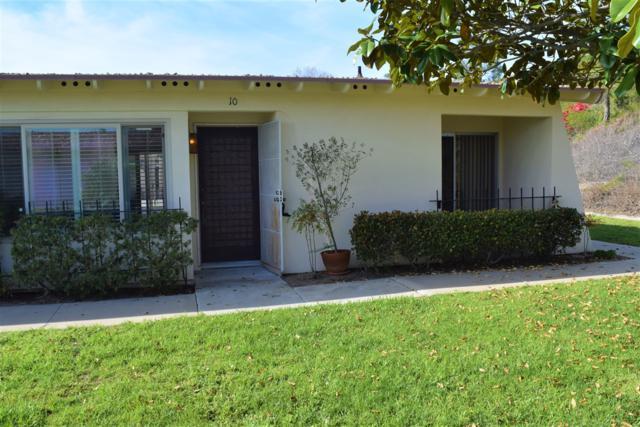 3839 Vista Campana S #10, Oceanside, CA 92057 (#180003243) :: Coldwell Banker Residential Brokerage