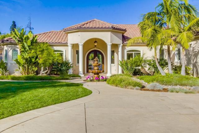 2050 Buena Village Dr, Vista, CA 92084 (#180003259) :: Coldwell Banker Residential Brokerage