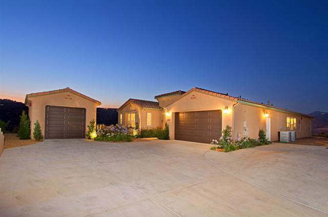 2848 Mesa Grove Rd, Fallbrook, CA 92028 (#180003263) :: Coldwell Banker Residential Brokerage