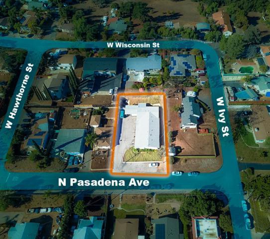 228 N Pasadena Ave, Fallbrook, CA 92028 (#180003271) :: Coldwell Banker Residential Brokerage