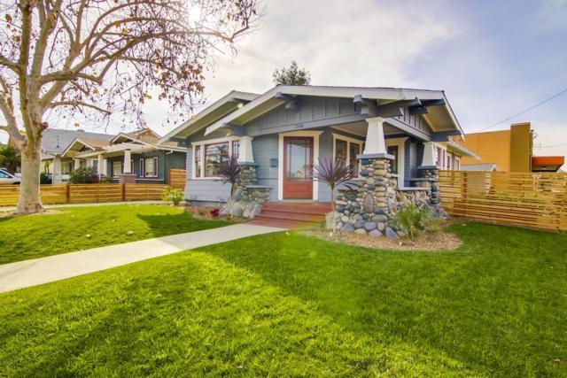 1548 Grove St, San Diego, CA 92102 (#180003274) :: Neuman & Neuman Real Estate Inc.