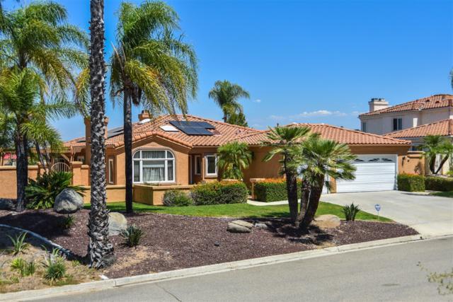 1796 Gamble Lane, Escondido, CA 92029 (#180003307) :: Coldwell Banker Residential Brokerage