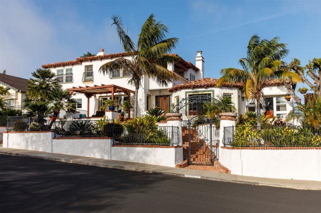 3310 Whittier, San Diego, CA 92106 (#180003379) :: Keller Williams - Triolo Realty Group