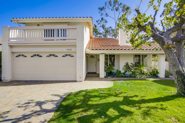 1535 Santa Elena Ct., Solana Beach, CA 92075 (#180003541) :: The Houston Team | Coastal Premier Properties