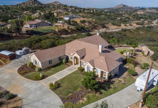 16610 Paseo De Las Brisas, Ramona, CA 92065 (#180003557) :: Impact Real Estate