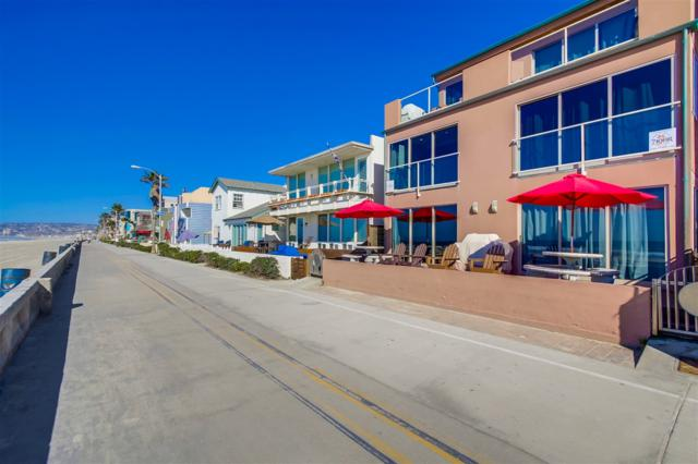 3333 Ocean Front Walk 1 And 2, San Diego, CA 92109 (#180003583) :: Keller Williams - Triolo Realty Group