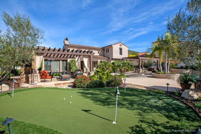 17038 San Antonio Rose Court, San Diego, CA 92127 (#180003672) :: Neuman & Neuman Real Estate Inc.