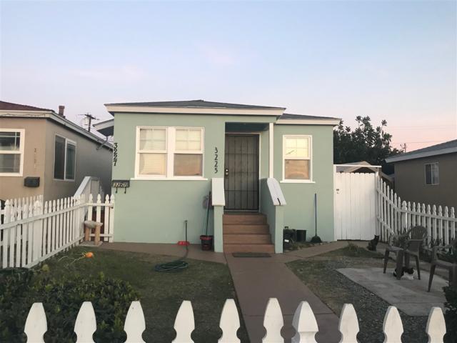 3225-3227 38th St, San Diego, CA 92105 (#180003678) :: Neuman & Neuman Real Estate Inc.