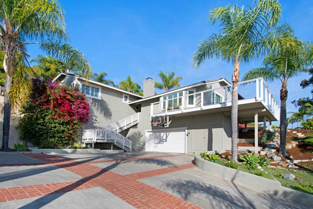 487 Ocean View Drive, Vista, CA 92084 (#180003733) :: The Houston Team   Coastal Premier Properties