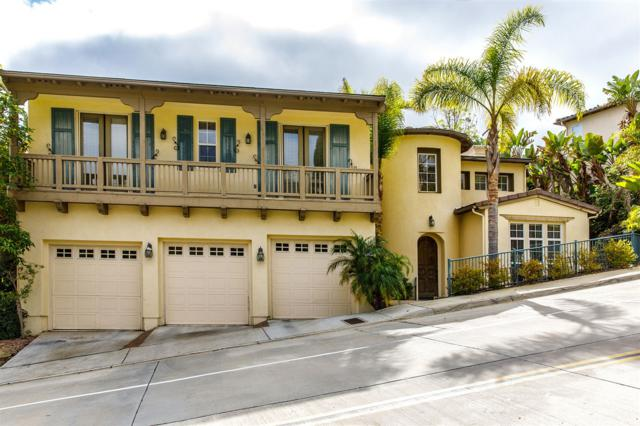 2625 Ridgegate Row, La Jolla, CA 92037 (#180003797) :: Heller The Home Seller