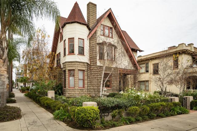 3695 3rd Ave, San Diego, CA 92103 (#180003976) :: Bob Kelly Team