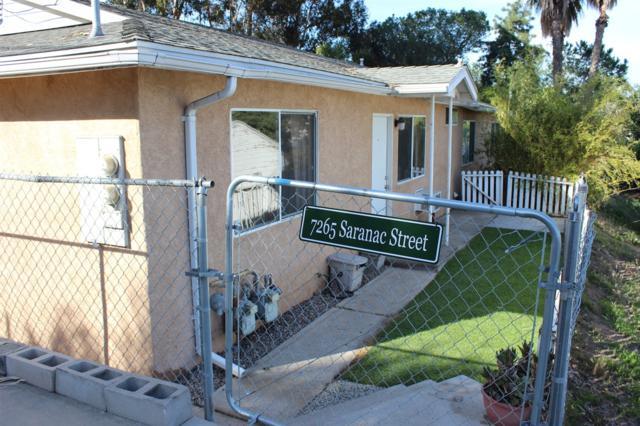 7265-67 Saranac Street, La Mesa, CA 91941 (#180004175) :: Bob Kelly Team