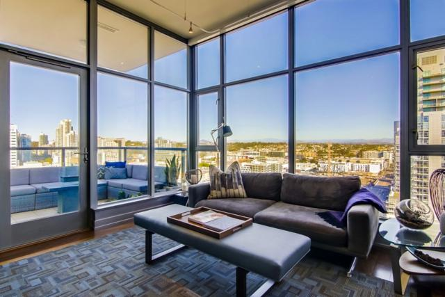 575 6Th Ave #1902, San Diego, CA 92101 (#180004410) :: Whissel Realty