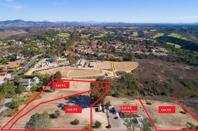 West Rim Lot #1 #1, Carmel Valley, CA 92130 (#180004433) :: The Marelly Group | Compass