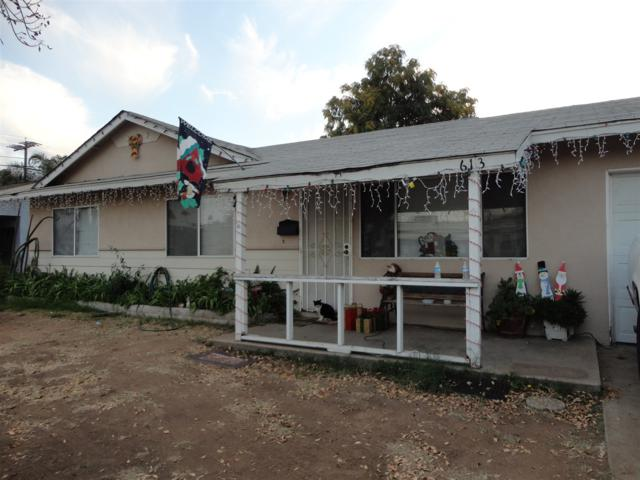613 Aster St, Escondido, CA 92027 (#180004511) :: The Yarbrough Group