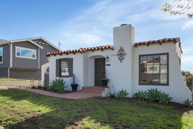 3511 Voltaire St, San Diego, CA 92106 (#180004639) :: Neuman & Neuman Real Estate Inc.
